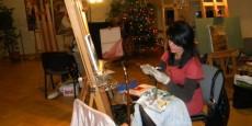 Zajęcia z rysunku i malarstwa są skierowane do osób dorosłych, starszych oraz młodych, przygotowujących się do egzaminów do szkół artystycznych. Odbywają się w małej grupie. Uczestnikiem kursu może być zarówno […]
