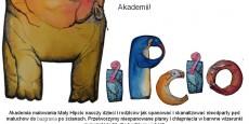 Akademia malowania Mały Hipcio nauczy dzieci i rodziców jak opanować i skanalizować nieodparty pęd maluchów do bazgrania po ścianach. Przetworzymy nieopanowane plamy i chlapnięcia w barwne wizerunki zwierząt i ludzi. […]