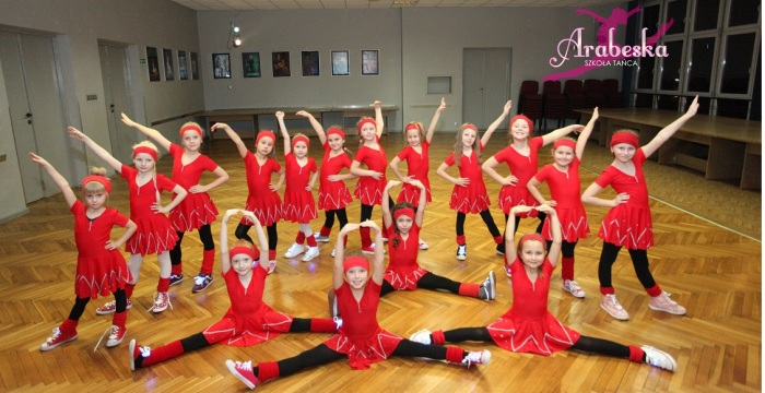 9103c0cc6107 Arabeska – nowe zajęcia taneczne. Szkoła Tańca ...