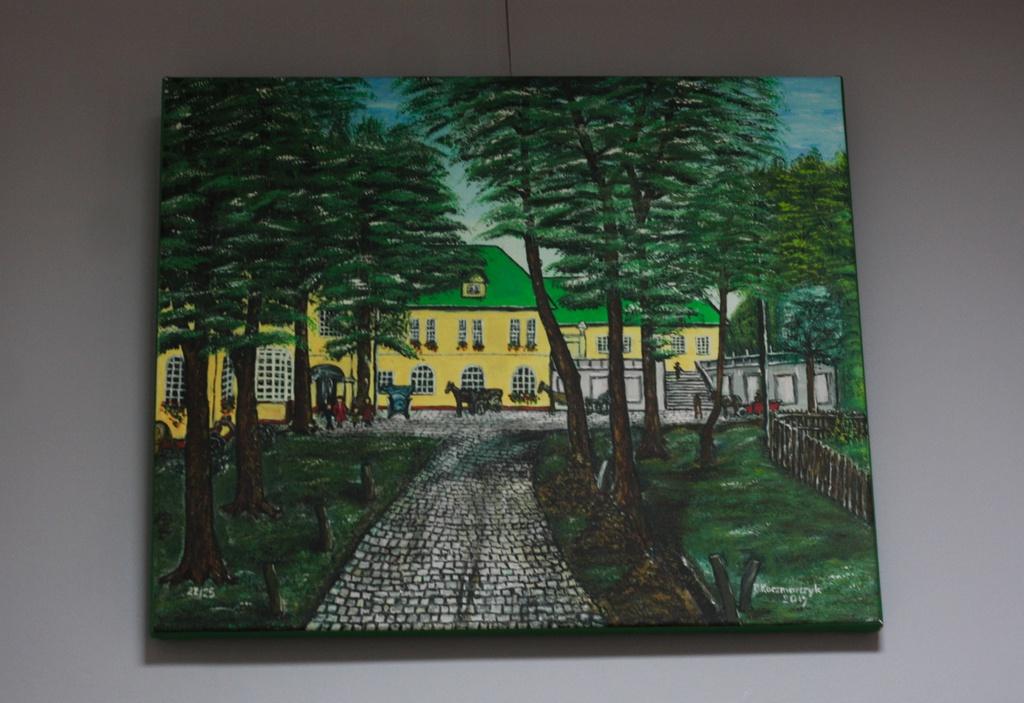 twórcy murckowscy 2020 wystawa w mdk południe bożena kaczmarczyk obrazy